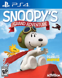 Snoopy's Grand Adventure Trophy Guide