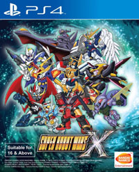 Super Robot Wars X Trophy Guide