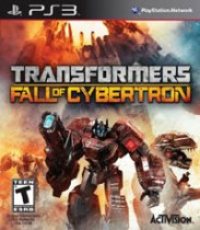Transformers Fall of Cybertron Trophy Guide PS3