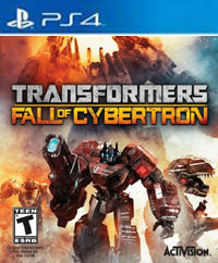 Transformers Fall of Cybertron Trophy Guide