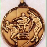 Male Athletics Medal