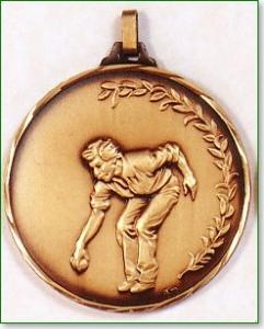 Lawn Bowls Medal