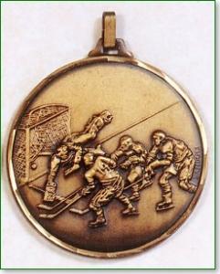 Ice Hockey Medal