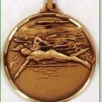 Female Swimming Medal