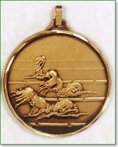Male Swimming Medal
