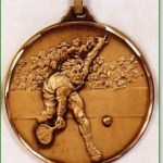 Male Tennis Medal