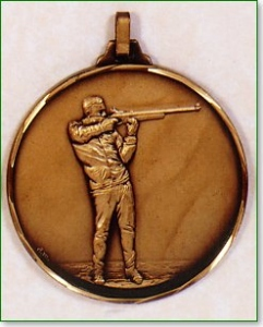 Clay Pigeon Medal