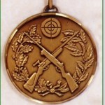 Clay Pigeon Medal