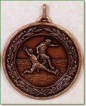 Football Medal - 50mm