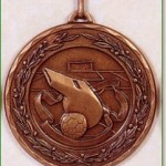 Football Referee Medal - 50mm