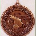 Football Referee Medal – 50mm 1