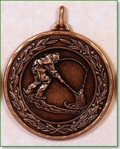Fishing Medal -50mm