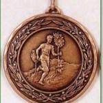 Orienteering Medal - 50mm