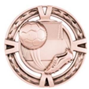 60mm Football Medals
