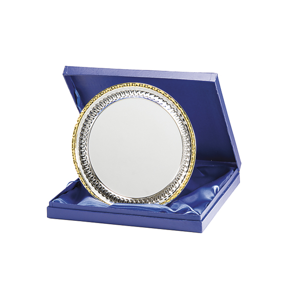 Satin Lined Presentation Boxes For Salvers