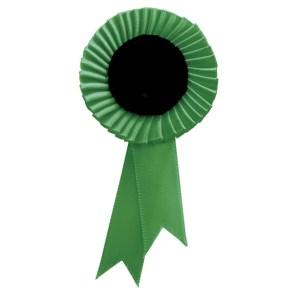 Green Mini Rosette