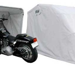 Folding motorcycle shelter garage tents - Motorcycle foldable garage tent cover ...