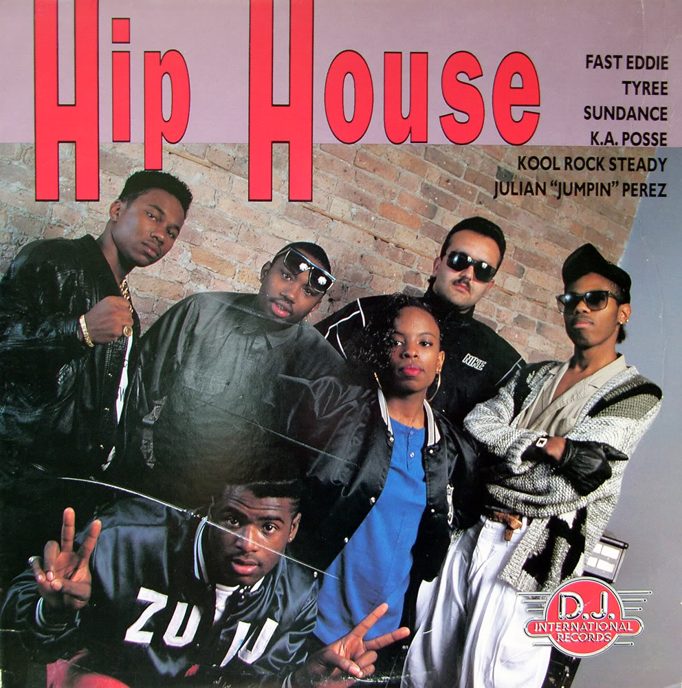 Hip House Cover
