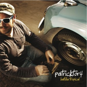 Patricktor4 - Batida Tropical cover