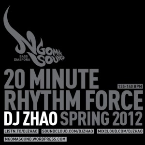 zhao 20minute rhythm force