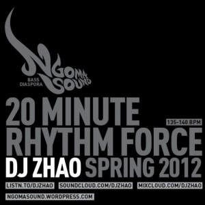 zhao 20minute rhythm force