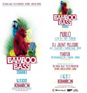 Bamboo Bass 5 in Berlin