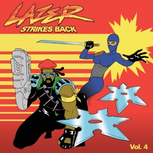 lazer strikes back 4