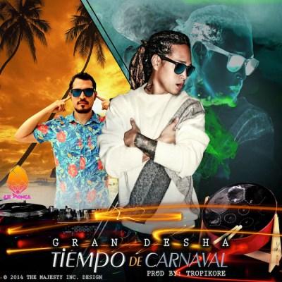 Cover Tiempo De Carnaval 700x700