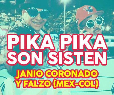 Pika Pika Son Sisten – Cumbia peye