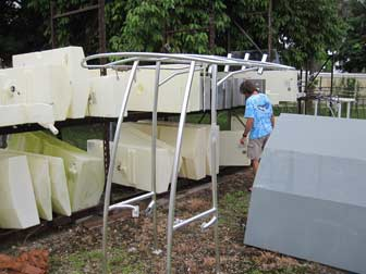 Fuel Tanks at Marine Surplus Inc in Fort Myers, FL