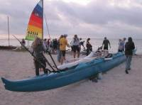 WaterTribe Everglades Challenge 2012 Start