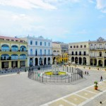 Plaza Vieja by tropicalcubanholiday.com