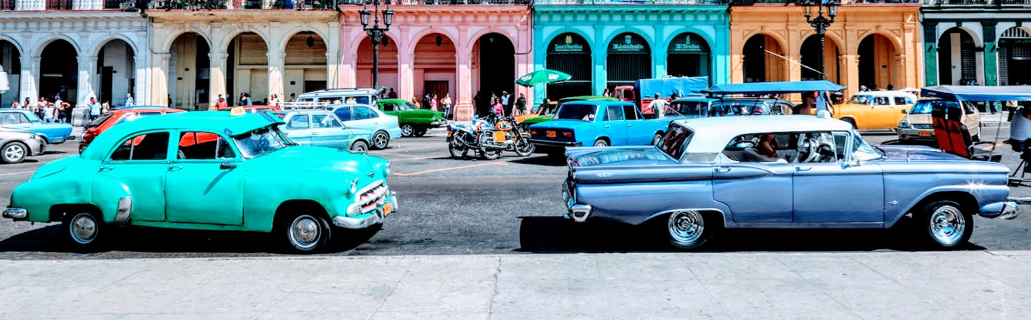 Tropical Cuban Holiday Havana