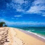 Maguana Beach in Baracoa Region