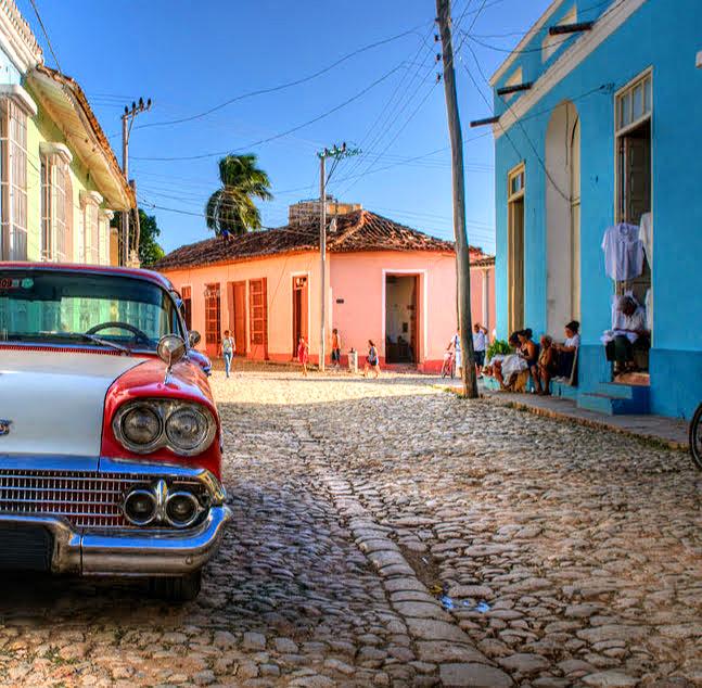 Visitez Trinidad Village à Cuba