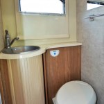Fiat Ducato Rimor Seal5 toilette and shower