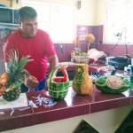 chef in action casa particular Abel y Yoli