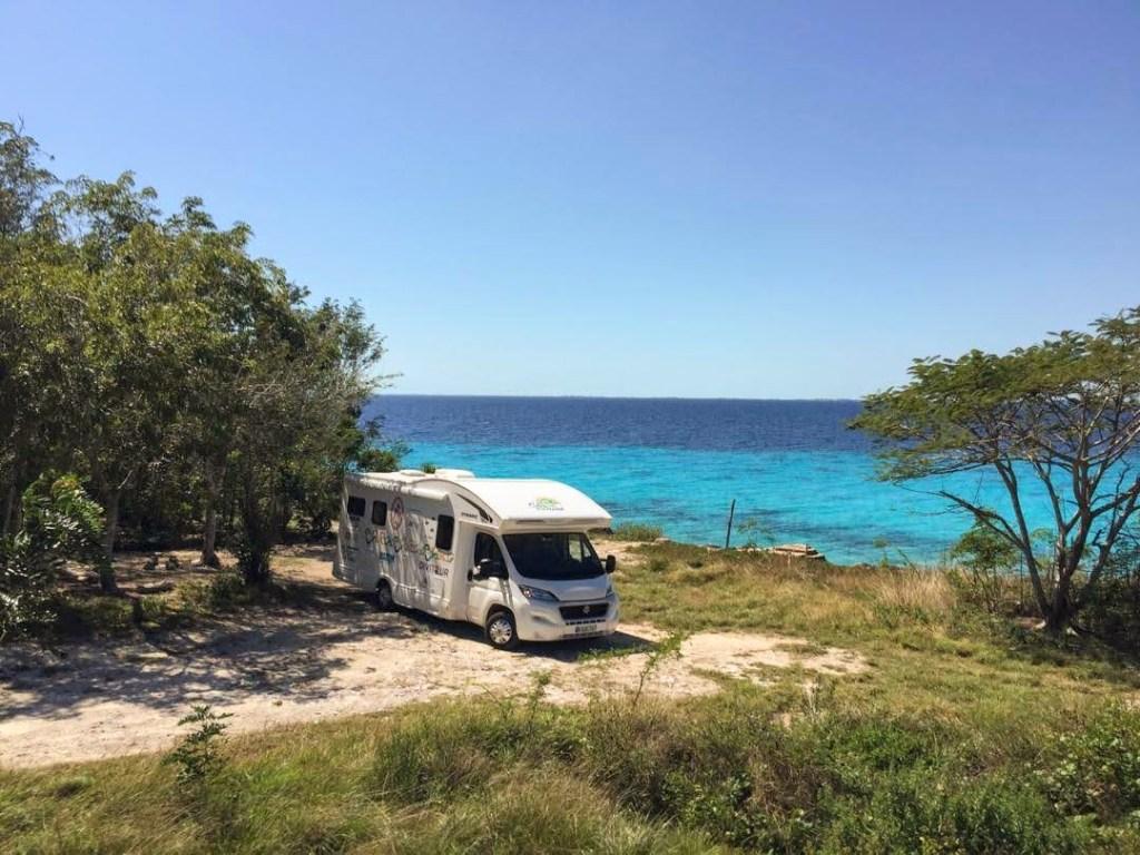 Motorhome campervan Cuba