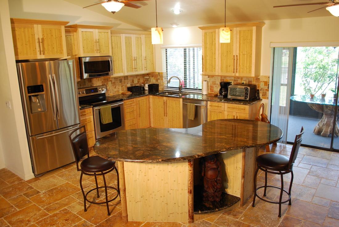 kitchen & bathroom remodeling fort myers - tropical kitchens