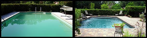 swimming pool remodel tropical pools
