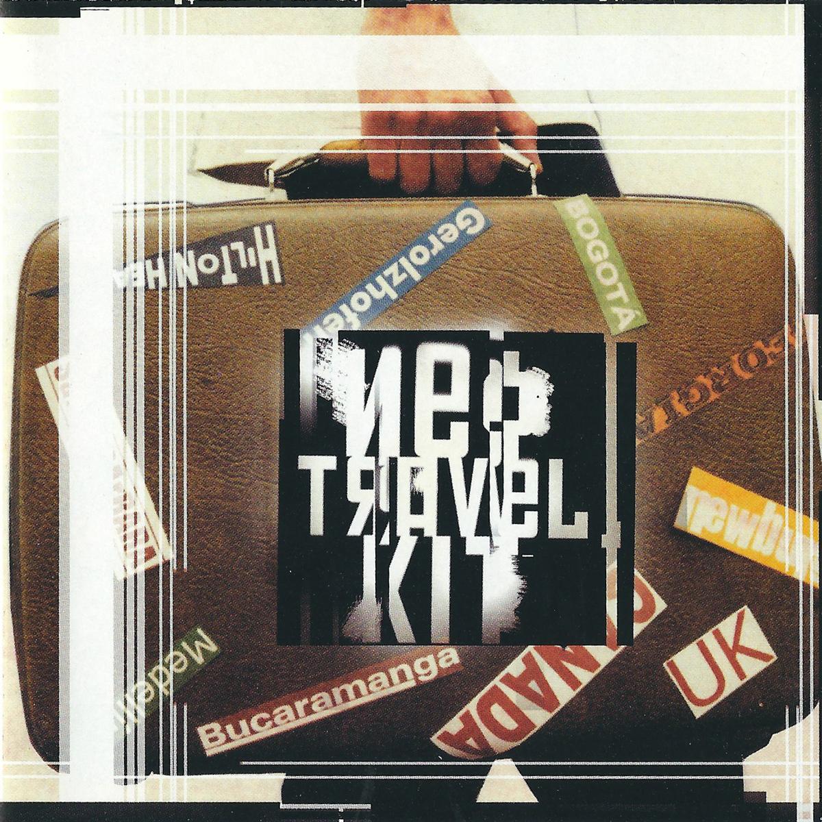 TPR901 - Neo Travel Kit, una compilación de Tropical Punk Records
