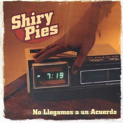 Shiry Pies lanza su album debut