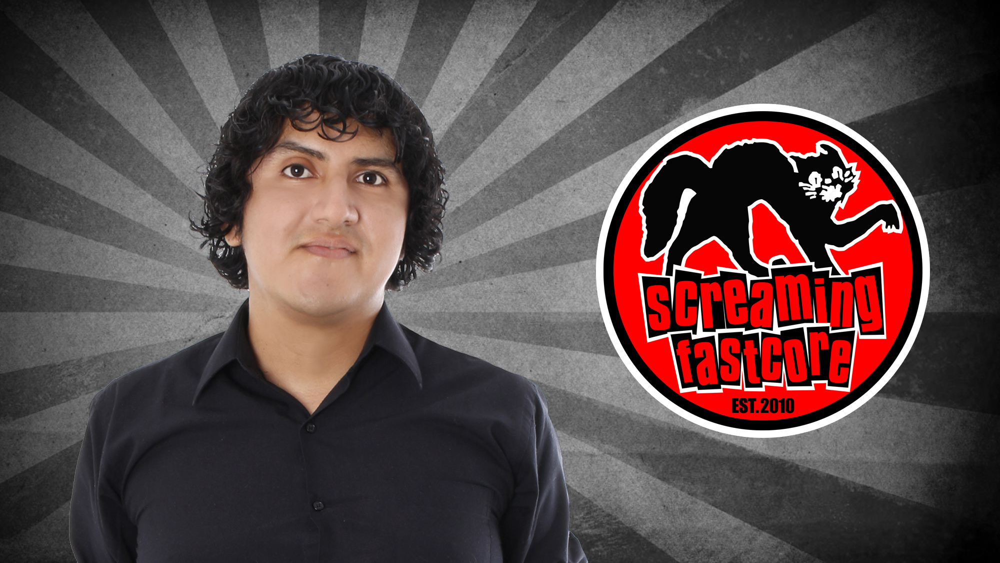 Mario Gallardo de Screaming Fastcore