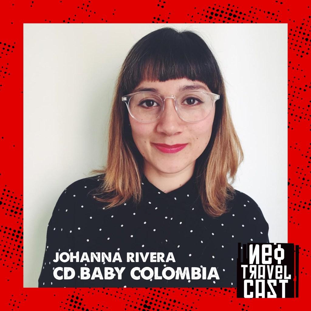 Como promocionar a tu banda en la era digital con Johanna Rivera de CD Baby Colombia