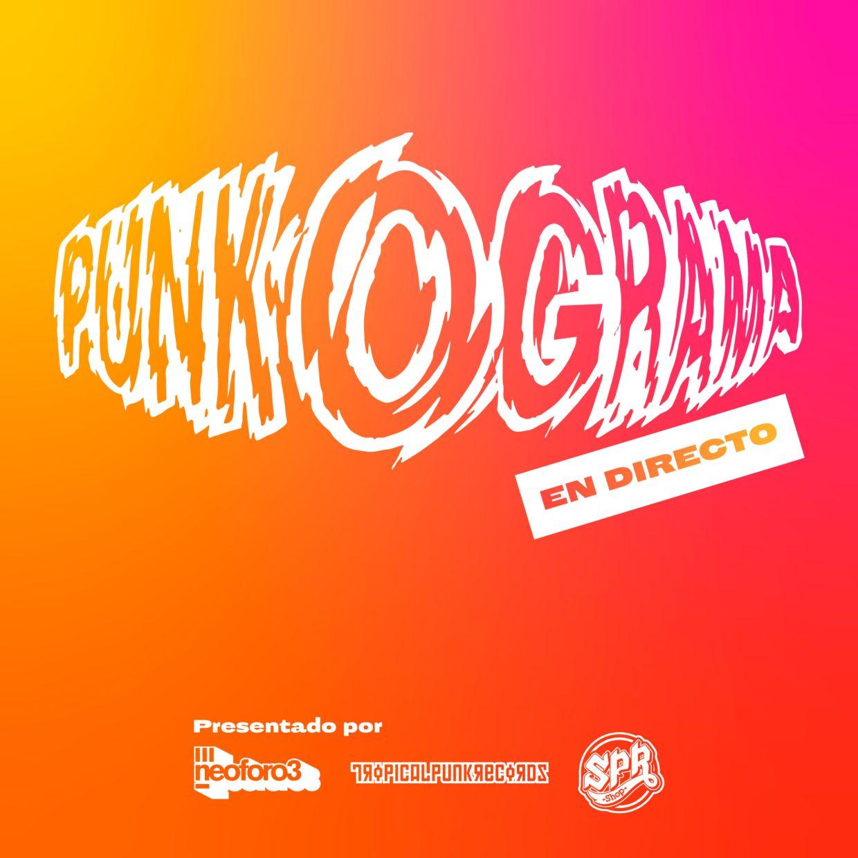 Punkograma: El primer festival virtual de punk rock de Latinoamerica