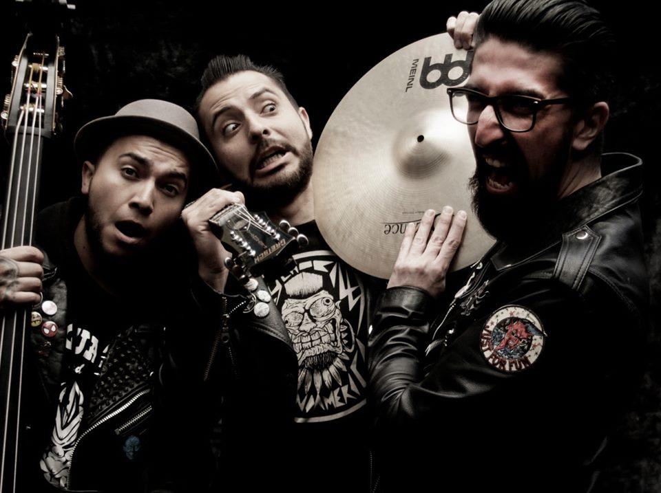 La banda: Salidos de la cripta