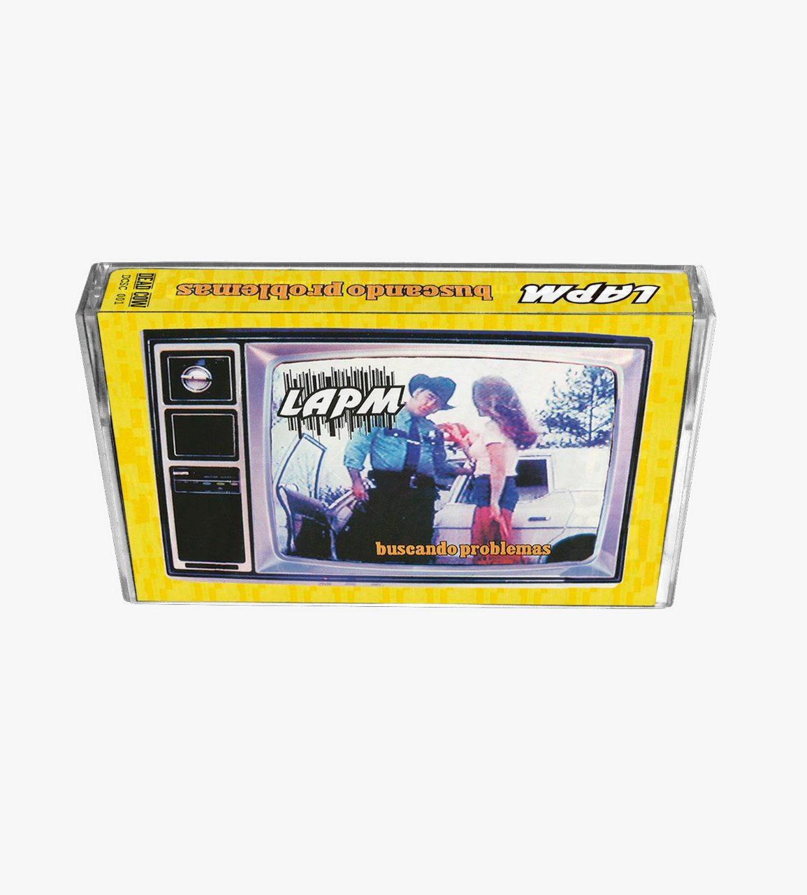LAPM - Buscando Problemas versión de aniversario en Cassette
