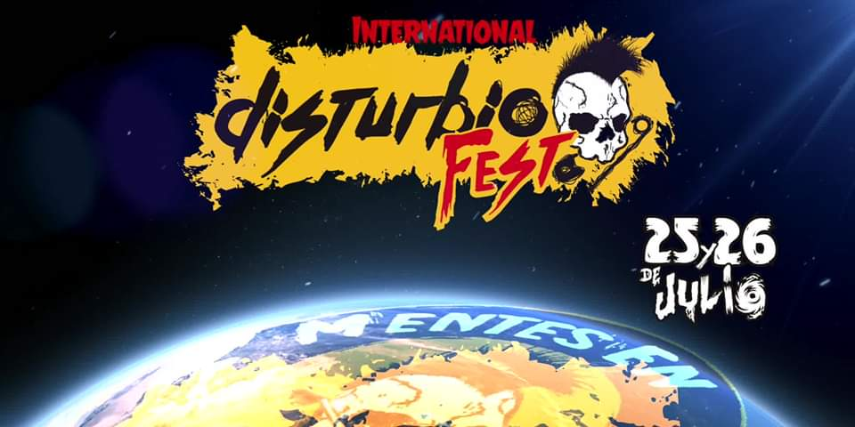 Mentes en Disturbio Fest 2020