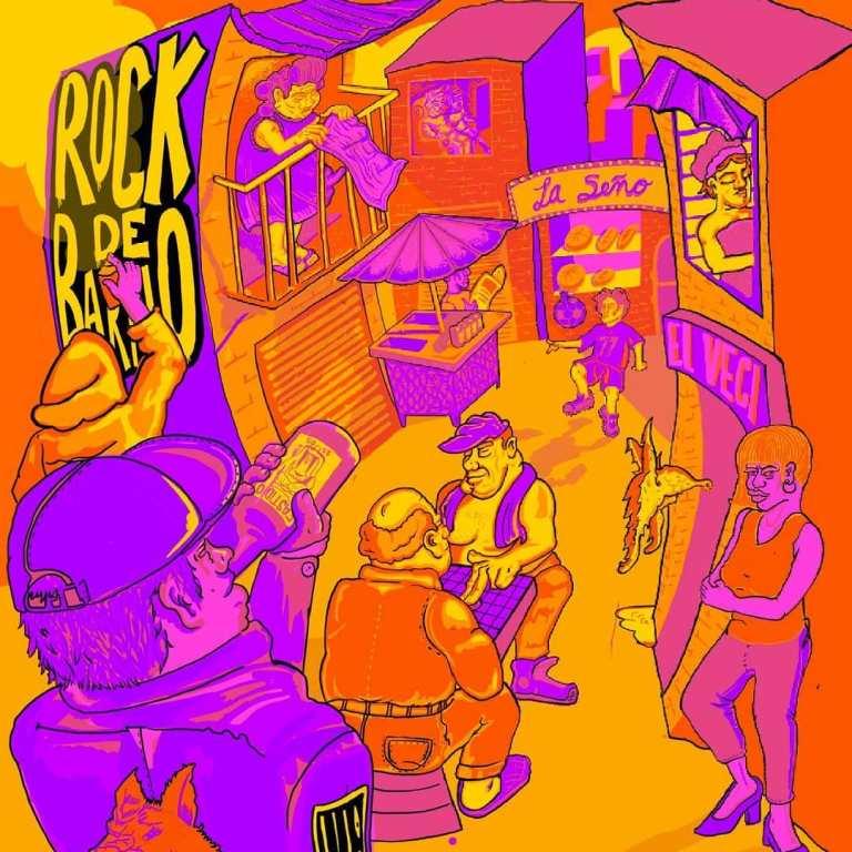 Fastidio nos trae su 'Rock de barrio'