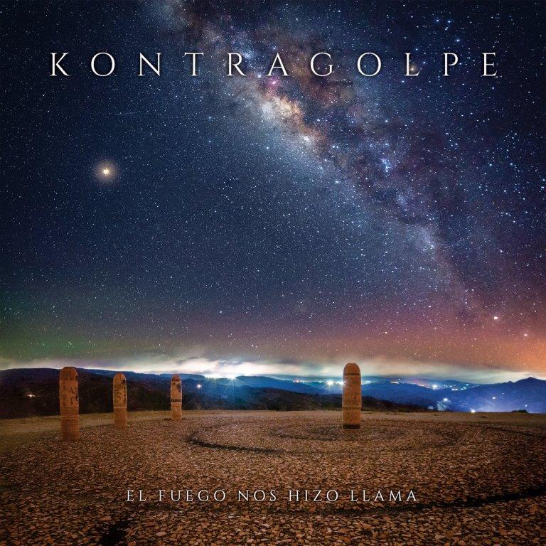 El fuego hizo llama a Kontragolpe en su nuevo EP